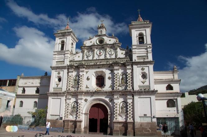 Iglesia Los Dolores Tegucigalpa